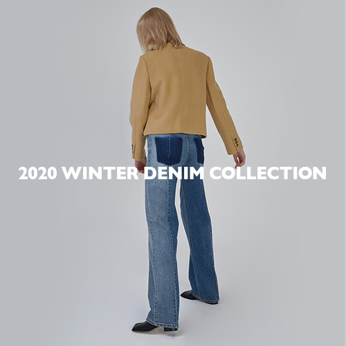 "<font color=""black"">20FW<br>Denim Collection</font>"