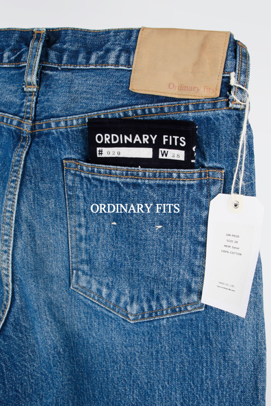 ORDINARY FITS S/S20