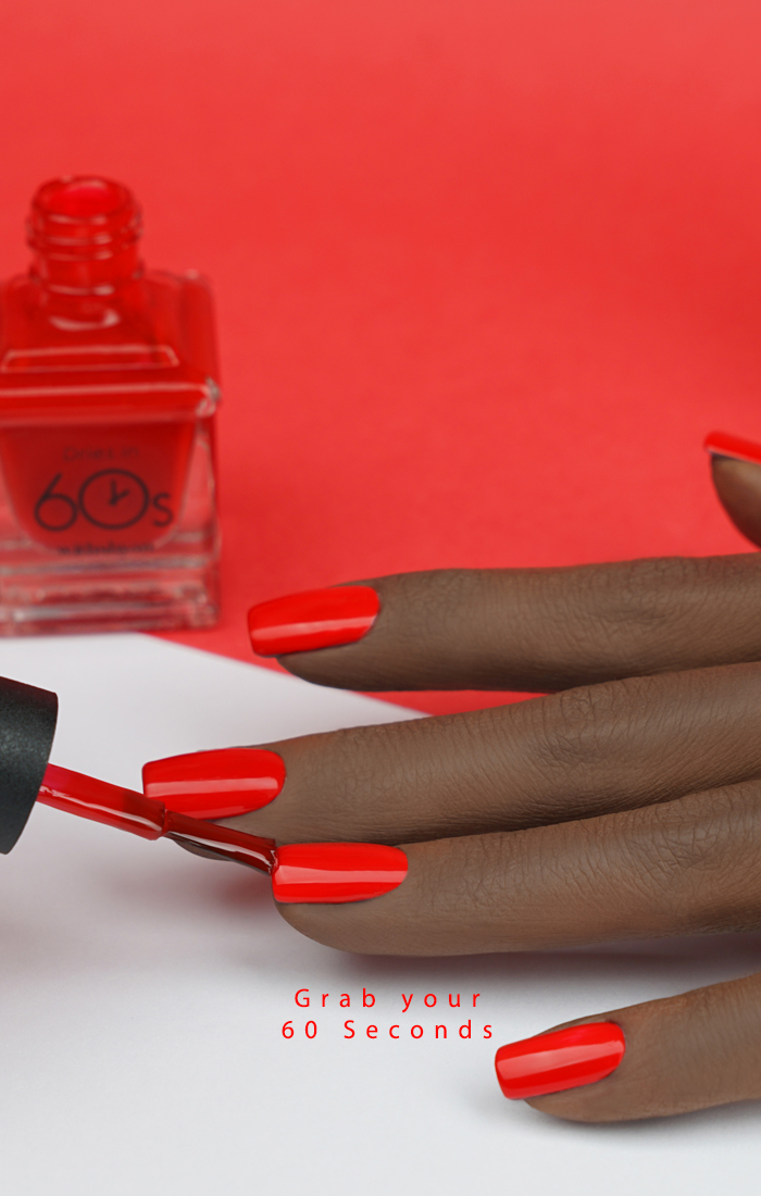 Quick Dry 60 Seconds Nail Polish